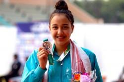 Asian Games 2018 Earthquake Surviving Swimmer Gaurika Singh Nepal Proud