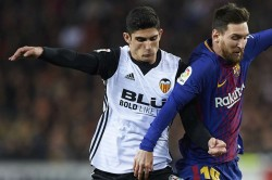 Valencia Sign Goncalo Guedes Psg
