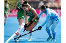 Hockey Indian Women Make 1st Asian Games Final 20 Years Gurjit Kaur