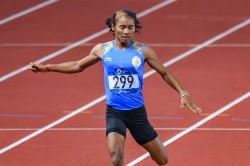 India S Schedule On Day 8 Asian Games 2018 Big Day Dutee Chand Hima Das Arokia Rajiv Muhammad Anas