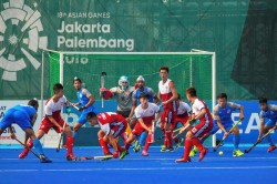Asian Games 2018 Goal Fest Continues India Betters 86 Year Old Record Hammer Hong Kong 26