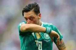 Mesut Ozil Germany Retirement Impact Unprecedented Dfb Vice President Reinhard Rauball