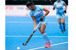 Asian Games 2018 Late Gurjit Kaur Strikes Vs Korea Send India Women Hockey Semis