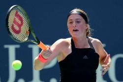 Caroline Wozniacki Jelena Ostapenko Angelique Kerber Us Open