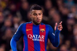 Rafinha Set Stay On At Camp Nou