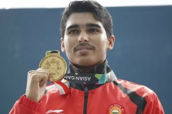 Asian Games 2018 From Shooting Balloons Gold Saurabh Comes Age