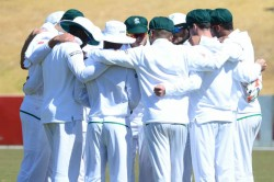 Olivier Six For Hamza 93 Gives South Africa Edge Over India A