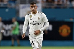 Fulham Ready Fight With Sociedad Real Madrid Left Back Theo Hernandez