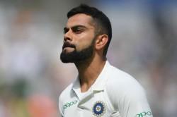 Virat Kohli India Batsmen England Test Loss