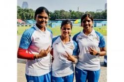 Men Women Compound Archers Assure 2 Medals From Asian Games