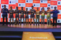 Tata Motors Sponsor Indian Wrestlers
