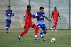 Bengaluru Fc Go Down Shabab Al Ahli Pre Season Game