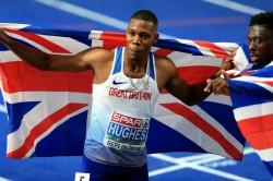 European Championships Hughes Asher Smith Take Titles As B