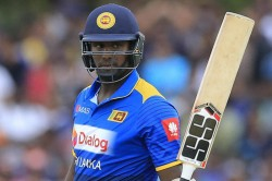 I Have Been Made The Scapegoat Says Sacked Sri Lanka Captain Angelo Mathews