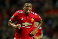 Anthony Martial Postpones Manchester United Contract Talks Jose Mourinho