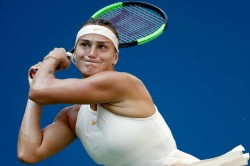 Sabalenka Powers Past Kontaveit Claim Wuhan Open Title