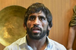 Khel Ratna Bajrang Punia Presents His Case With Sports Mini