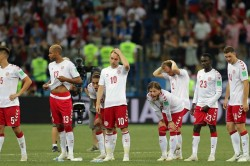Denmark Unknown Players Called Up Denmark Squad Sponsorship Row Slovakia Wales