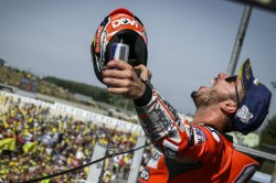 Motogp Analysis How Dovizioso Played It Perfection At Misan