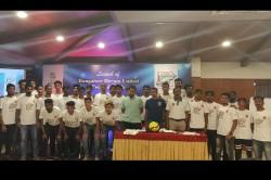 Bangalore Dream United Football Club Take Tiny Steps Towards Super Division