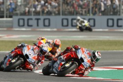 Ducati Motogp Riders Arrive Aragon With Full Confidence