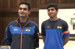 India Begin Shooting World Championship With 2 Junior Gold Seniors Miss