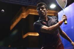 Ghosal Storms Into China Open Semis Chinappa Bows Out