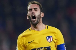 Manchester United Angry With Atletico Madrid S Diego Godin