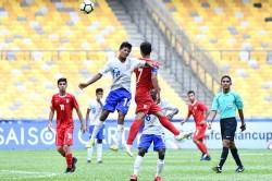 Afc U 16 Championship Defiant India Bank On Niraj S Heroics To Hold Iran To 0 0 Draw