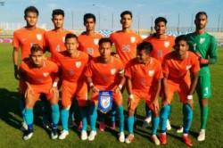 Four Nation Tournament India U 19 Lose 0 2 France