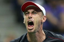 Us Open 2018 Millman Sensationally Stops Federer Djokovic S