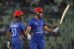Asia Cup 2018 Highlights Afghanistan Knock Sri Lanka With Emphatic Win Rashid Khan Angelo Mathews
