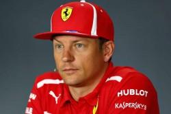 F1 Feisty Kimi Raikkonen Refuses Reveal Reasons Sauber Switch
