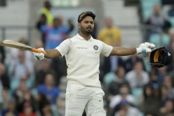 India Vs Wi Rishabh Pant Practice Turning Tracks At Nca West Indies Tests