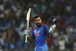 Rohit Sharma Makes It 1 2 India Odi Rankings Grabbing Second Slot