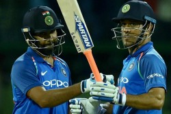 Asia Cup 2018 Rohit Sharma Feels Similar Captain Cool Ms Dhoni When It Comes To Calmness