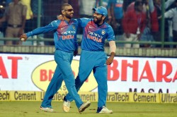 Rohit Sharma Shikhar Dhawan Key India S Game Plan Asia Cup Brett Lee