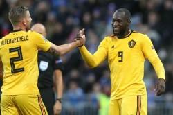 Martinez Understand Lukaku Hazard Belgium Iceland Nations League