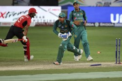 Asia Cup 2018 Usman Khan Imam Ul Haq Set Up Pakistan Win Hong Kong