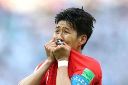 Son Heung Min Military Service Exemption Tottenham South Korea Asian Games