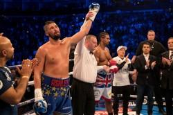 Bellew Usyk Cruiserweight Unification Fight November Manchester David Haye