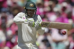 I Have Been Preparing For Sub Continental Conditions Usman Khawaja