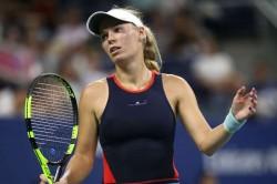 Caroline Wozniacki Garbine Muguruza Petra Kvitova Angelique Kerber Out Wuhan Open Ashleigh Barty