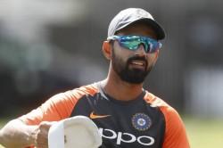 Ashwin Rahane Karthik Set To Play In Deodhar Trophy