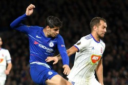 Cahill Delighted Morata Dry Spell Ends Chelsea