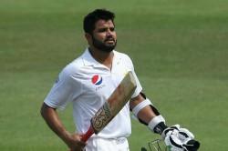 Azhar Ali Comical Run Out Pakistan Australia Test