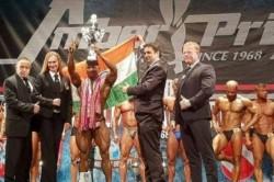 Assam S Golap Rabha Crowned Mr World 2018 Makes India Proud