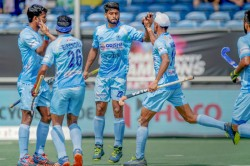 Asian Champions Trophy Dominant India Hammer Minnows Oman 11