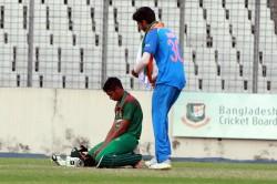 India Beat Bangladesh 2 Runs Enter U 19 Asia Cup Final