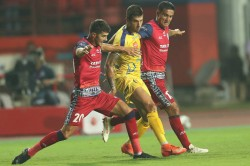 Isl Kerala Rally Hold Jamshedpur Tale Two Halves